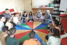 مشروع تحسين الوضع الاجتماعي للأطفال والنساء والرجال